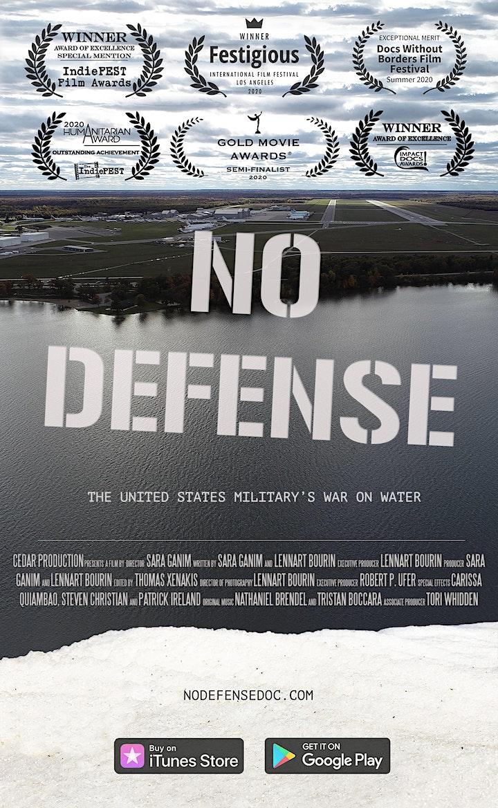 Virtual Screening of No Defense (Michigan, Wisconsin and Pennsylvania) image