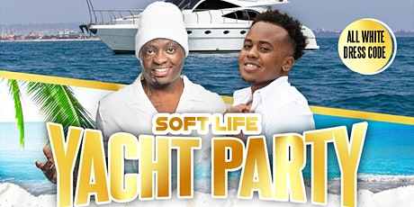 SOFT LIFE  YACHT PARTY! tickets