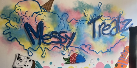 The Ultimate Messy Treatz Experience tickets