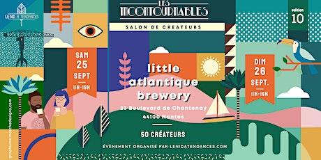 Les Incontournables - 10ème édition du salon de créateurs à Nantes billets