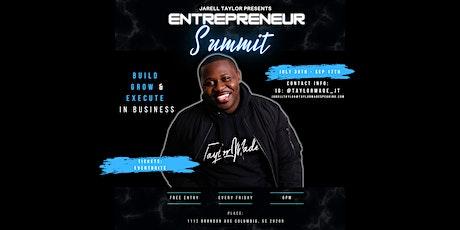 The Entrepreneur Summit tickets