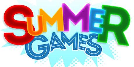 Summer Games 2021! tickets