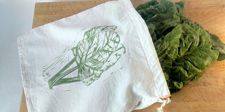Digital Workshop:  DIY Drawstring Reusable Food Bags tickets