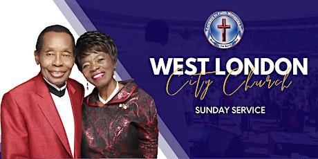 West London City Church Sunday Service tickets