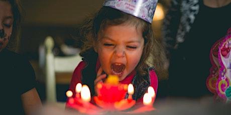 """Pratiquez l'anglais  - """"Birthdays"""" (Pré-intermédiaire) 45 minutes billets"""