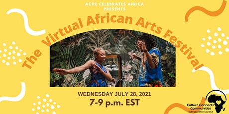 African Arts festival tickets