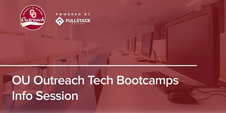 Online Info Session  | OU Outreach Tech Bootcamps tickets