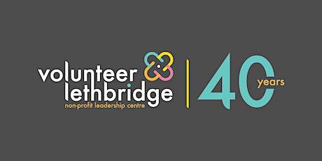 Volunteer Lethbridge: Linking Volunteers to Opportunity! tickets