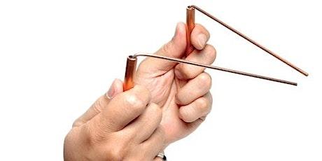 Dowsing rods & Pendulums (Radiesthesia) tickets