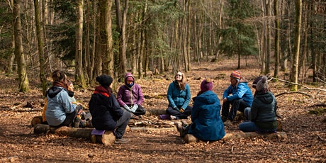 Free forest bathing sessions, with professional facilitators. tickets