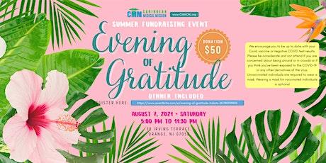 Evening of Gratitude tickets