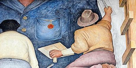 Sky Village NYC Diego Rivera Plaster Painting tickets