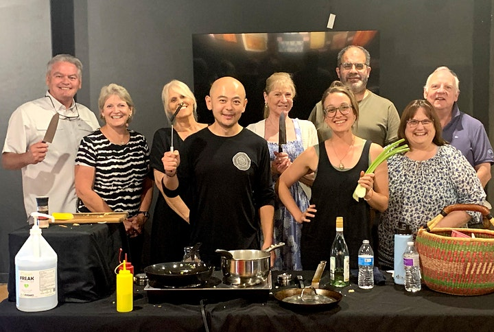 Stir Fry Cooking Class - THE SERIES image