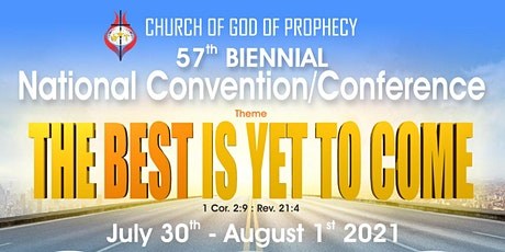 57th Biennial National Convention/Conference | 57ème Conférence nationale tickets