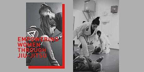 FREE Women's (Ages 13+) Self-Defense Seminar tickets