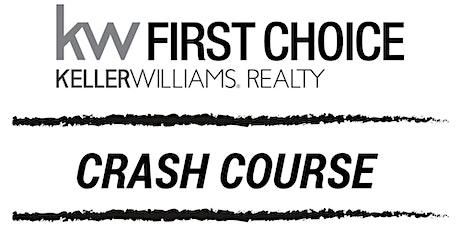 Keller Williams First Choice Crash Course tickets
