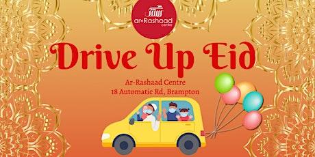 DRIVE-UP EID DINNER tickets