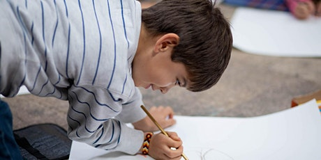 WORKSHOP: Peaceful Poetry (7-12yrs) tickets