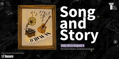 Song and Story Series tickets