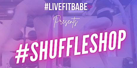 #ShuffleSHOP tickets