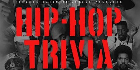 HIP-HOP Trivia tickets