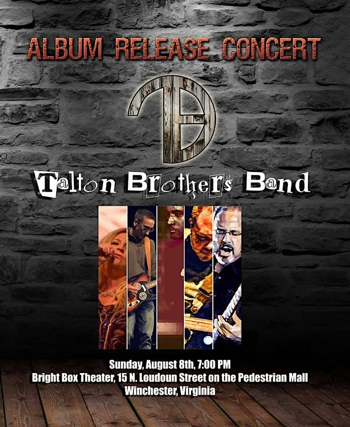Talton Brothers Band Album Release Show image