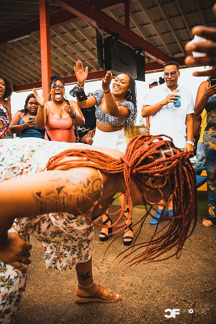 AFRO CARIBBEAN DAY PARTY (BRUNCH & MIMOSA) image