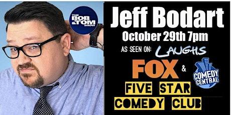 Jeff Bodart Comedy! tickets