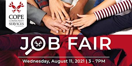 COPE Community Services, Inc. | Job Fair tickets