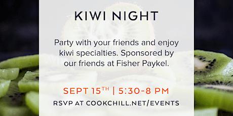 Kiwi Night tickets