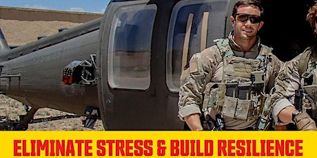 How to eliminate stress & build resilience webinar tickets