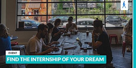 Find the internship of your dream | mit aiesec. Tickets
