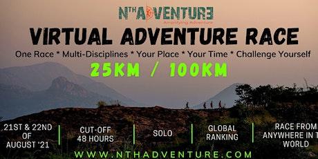 Global Virtual Adventure Race - 25KM / 100KM tickets