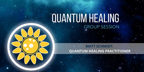 Quantum Healing Group Session tickets