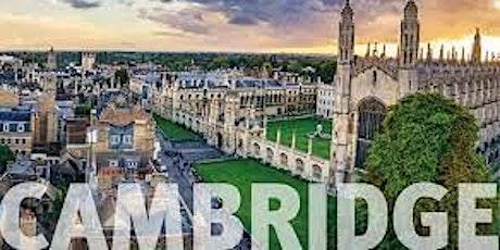 Day Trip to Cambridge - A London (=C=L=A=R=I=O=N<) Cycle Club Ride tickets