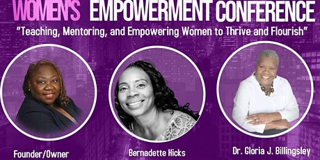 2021 Women's Empowerment Conference tickets
