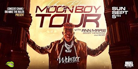 "YUNG BLEU  ""Moon Boy Tour"" - Hartford, CT tickets"