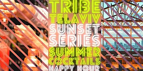 Tel Aviv Sunset Series Summer Cocktails ingressos