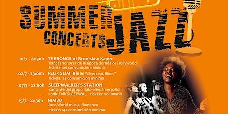 Jamila Purofilin en Summer Jazz entradas