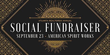 2021 Atlanta REALTORS® Social Fundraiser tickets