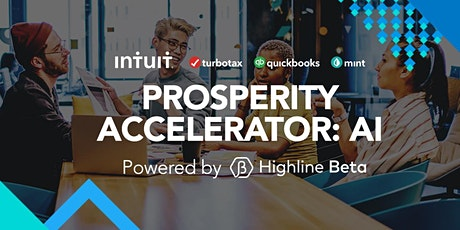 Intuit Prosperity Accelerator : AI Information session tickets