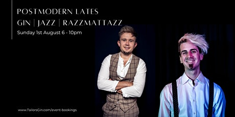 Post Modern Lates: Gin   Jazz   Razzmatazz tickets