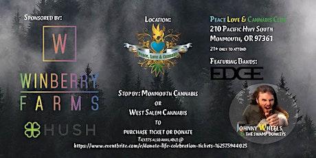 Donate Life Celebration tickets