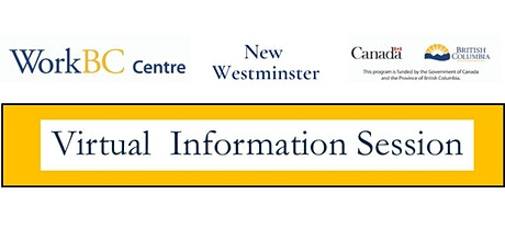 WorkBC Wage Subsidy Virtual information Session for Jobseekers tickets