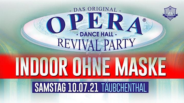 OPERA - Dance Hall Revival Party: Bild