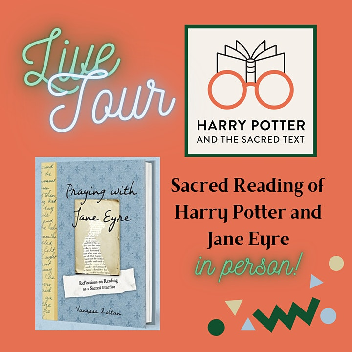 Harry Potter & the Sacred Text: Live Tour! image