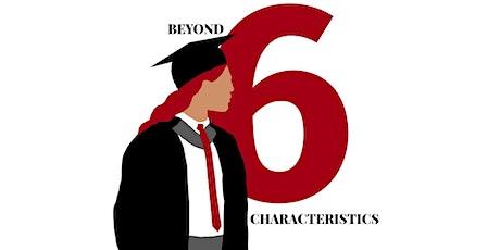 Beyond 6 Characteristics: EDI for the Modern University tickets