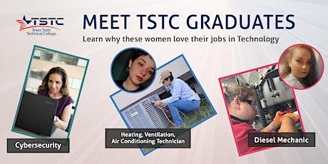 Women in Technology Meet & Greet TSTC (Online) tickets