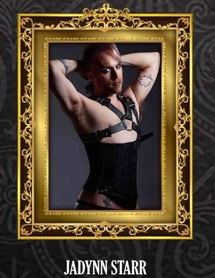 Nighttime Naughtiness Burlesque image