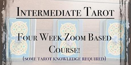 Online Tarot Course! tickets
